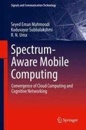 Spectrum-Aware Mobile Computing