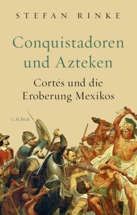 Conquistadoren und Azteken