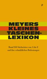 Meyers kleines Taschenlexikon Cover