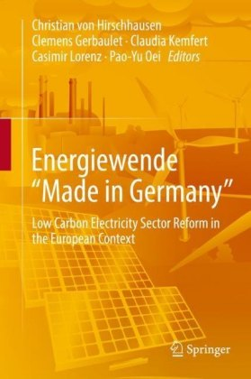 Energiewende 'Made in Germany'