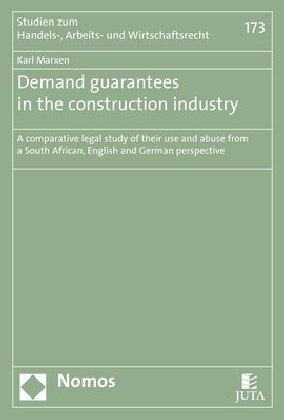 Demand guarantees in the construction industry