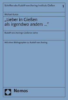 'Lieber in Gießen als irgendwo anders ...'
