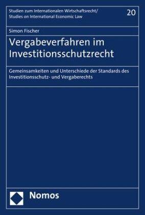 Vergabeverfahren im Investitionsschutzrecht