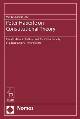 Peter Häberle on Constitutional Theory
