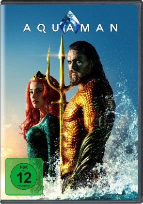 Aquaman, 1 DVD