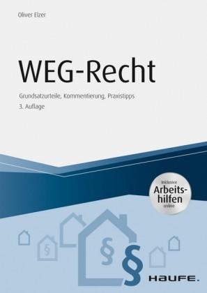 WEG-Recht - inkl. Arbeitshilfen online