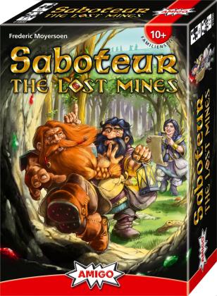 Saboteur - The Lost Mines (Spiel)