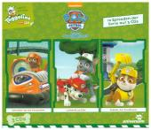 PAW Patrol Hörspielbox, 3 Audio-CDs Cover