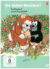 Der kleine Maulwurf, 1 DVD