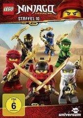 LEGO Ninjago, 1 DVD