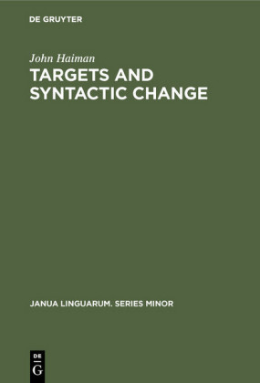 Targets and Syntactic Change