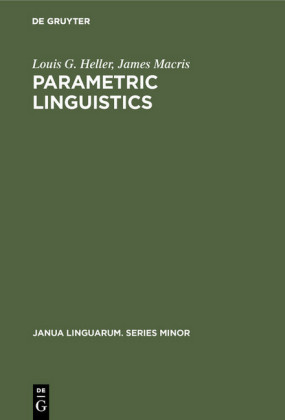 Parametric linguistics