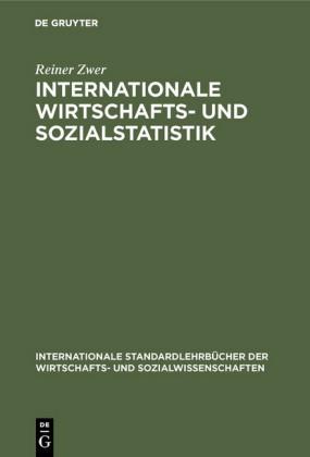 Internationale Wirtschafts- und Sozialstatistik