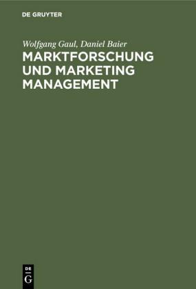 Marktforschung und Marketing Management