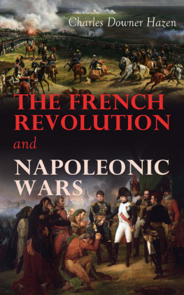 The French Revolution and Napoleonic Wars