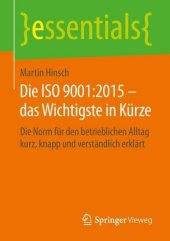 Die ISO 9001:2015 - das Wichtigste in K?rze