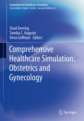 Comprehensive Healthcare Simulation: Obstetrics and Gynecology