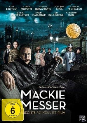 Mackie Messer - Brechts Dreigroschenfilm, 1 DVD