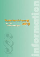 Sozialversicherung 2019 (Ausgabe Österreich)
