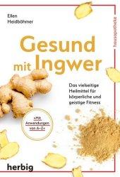 Gesund mit Ingwer Cover
