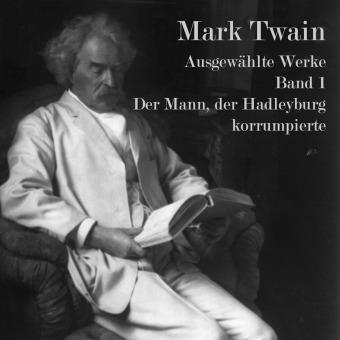 Der Mann, der Hadleyburg korrumpierte, 1 MP3-CD