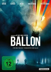 Ballon, 1 DVD Cover