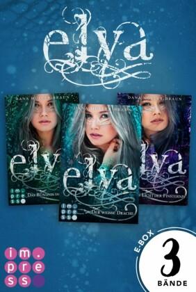 Alle Bände der romantischen Drachen-Trilogie in einer E-Box!