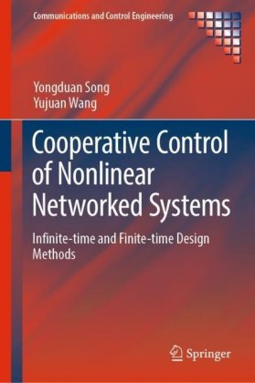 Cooperative Control of Nonlinear Networked Systems