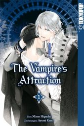 The Vampire's Attraction Cover