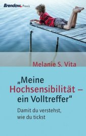 """""""Meine Hochsensibilität - ein Volltreffer"""" Cover"""
