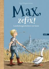 Max, zefix! Cover