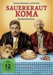 Sauerkrautkoma, 1 DVD Cover