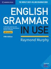 English Grammar in Use, Fifth Edition - Book with answers