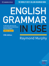 English Grammar in Use, Fifth Edition - Book without answers