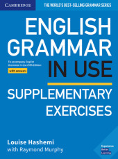 English Grammar in Use Supplementary Exercises, Fifth Edition - Book with answers