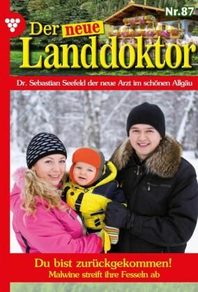 Der neue Landdoktor 87 - Arztroman