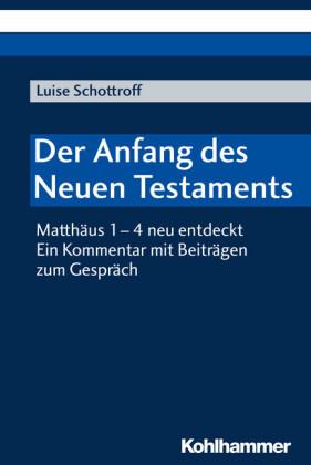 Der Anfang des Neuen Testaments