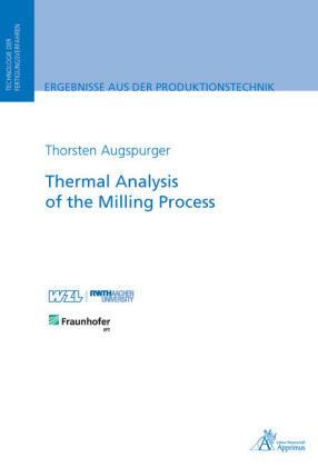 Thermal Analysis of the Milling Process