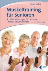 Muskeltraining für Senioren Cover