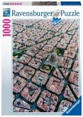 Barcelona von Oben (Puzzle)