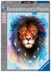 Majestätischer Löwe (Puzzle)