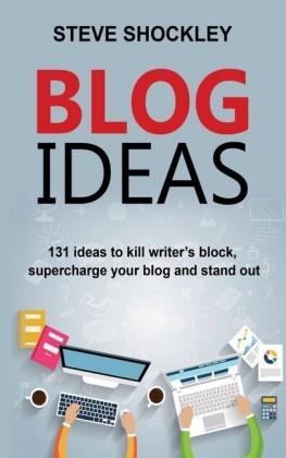 Blog Ideas