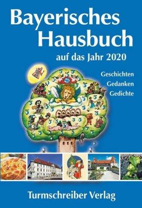 Bayerisches Hausbuch auf das Jahr 2020
