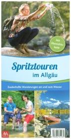 Spritztouren im Allgäu Cover