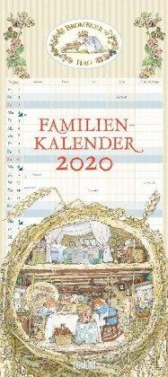 Brombeerhag Familienkalender 2020