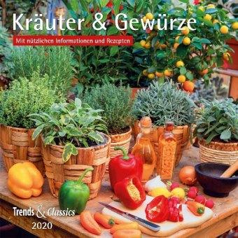Kräuter & Gewürze 2020