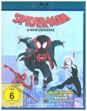 Spider-Man: A new Universe, 1 Blu-ray