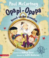 Opapi-Opapa - Besuch von den Krawaffels (Opapi-Opapa, Bd. 1)