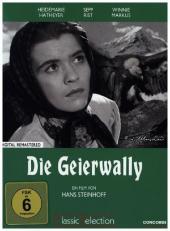 Die Geierwally (1940), 1 DVD (Mediabook)