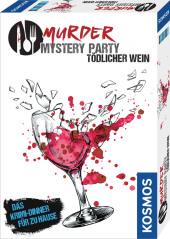 Murder Mystery Party - Tödlicher Wein (Spiel)